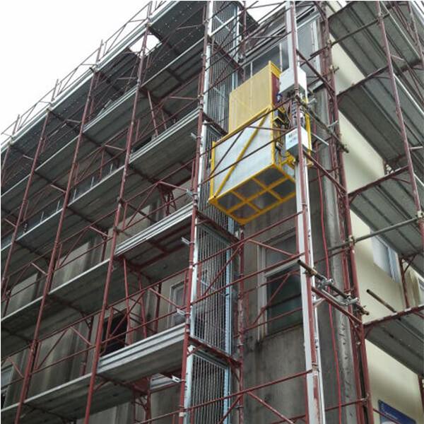 Lift pentru fațade 200kg
