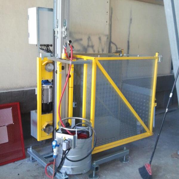 Platformă elevatoare 200kg