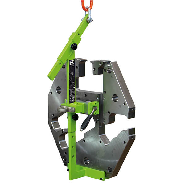 Dispozitiv de ridicare magnetic în plan vertical