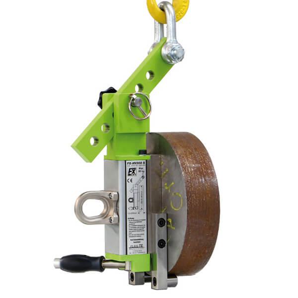 Dispozitiv magnetic ridicare în plan vertical