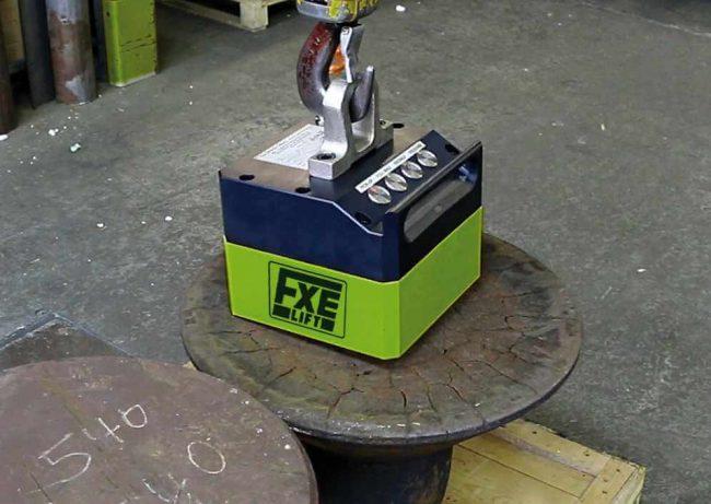 Magnet de ridicat electro-permanent puternic