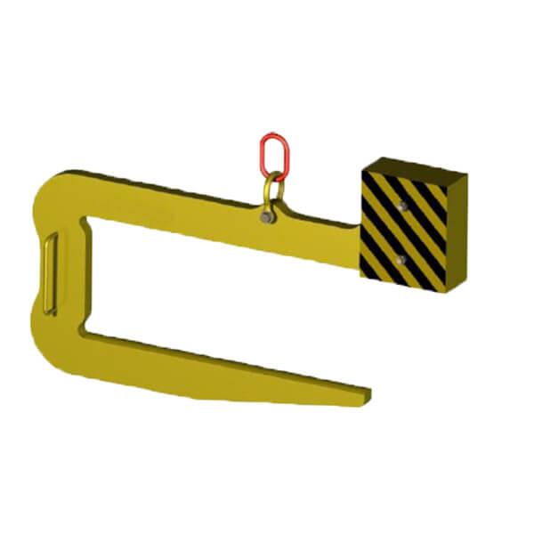 Cârlig tip C pentru ridicat bobine tablă