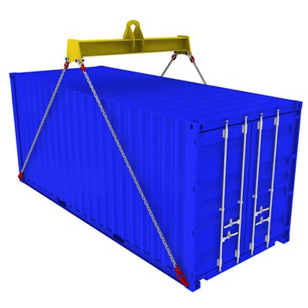Grindă pentru ridicat containere