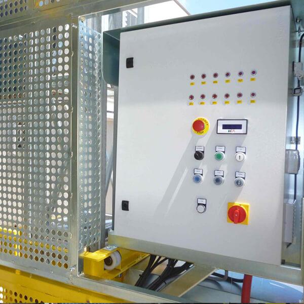 Panou control lift 2000kg